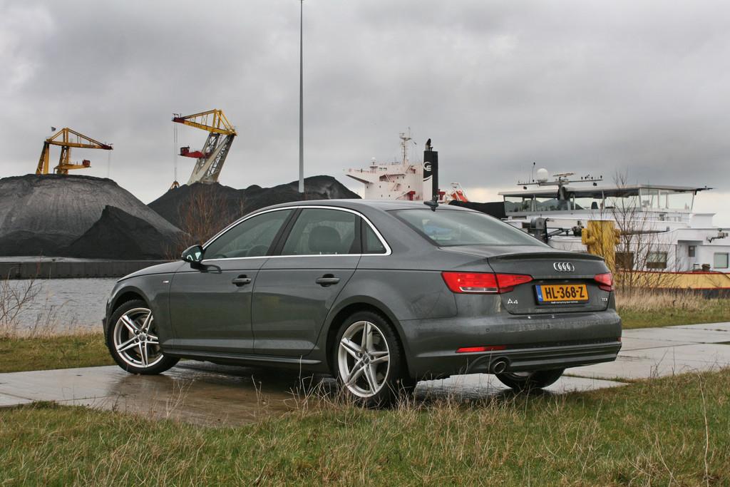 Audi A4 Lease >> Test: Audi A4 - 2016 | Autokopen.nl