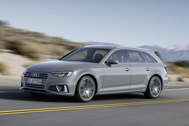 Audi A4 S Line Competition