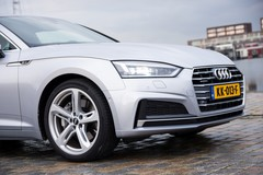 Audi A5 Coupé neus laag breed