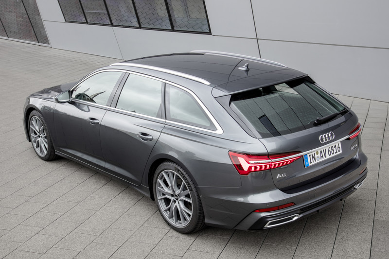 Audi A6 Launch Editions