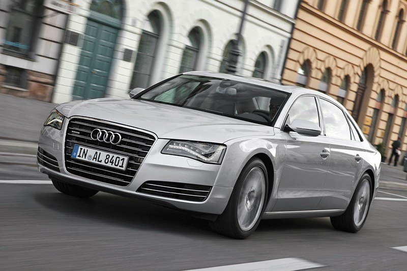 Audi A8 L voor slechts 4.400 euro extra