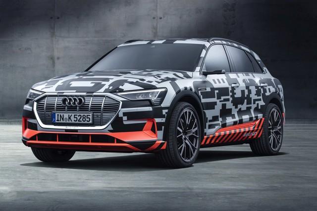 Audi E Tron Nadert Voltooiing Autonieuws Autokopen Nl