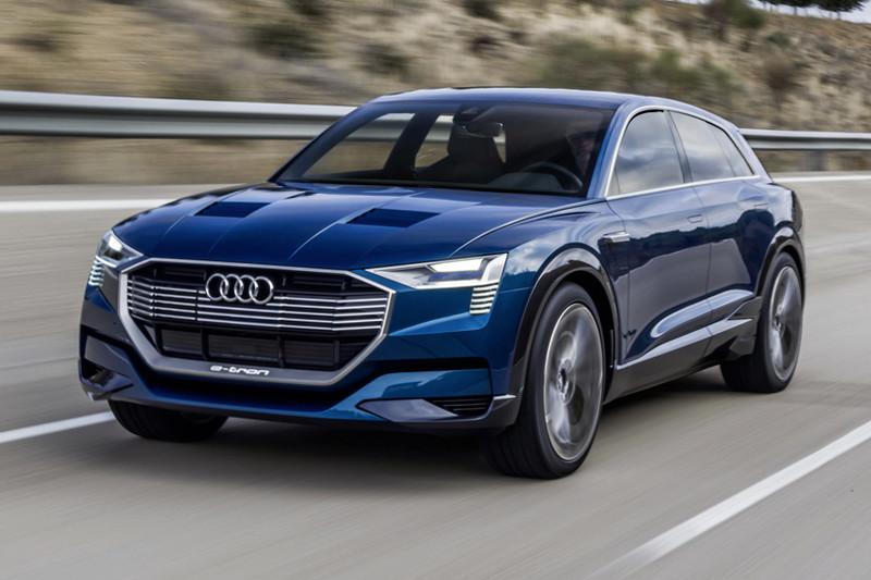 Audi Q5 Komt Ook Als Elektrische Auto Autonieuws Autokopen Nl