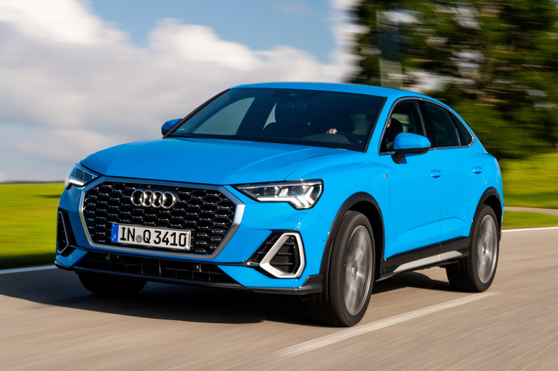 Audi Q3 (Sportback) Business Edition