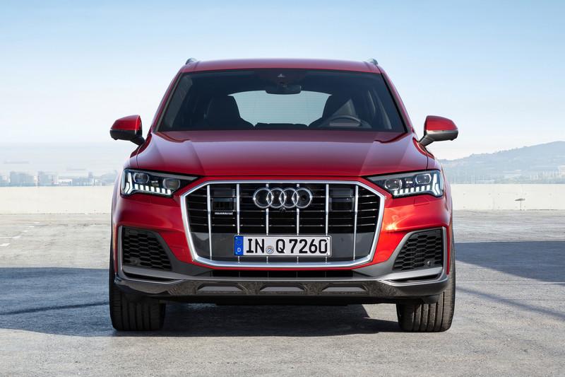 Audi maakt van Q7 meer SUV