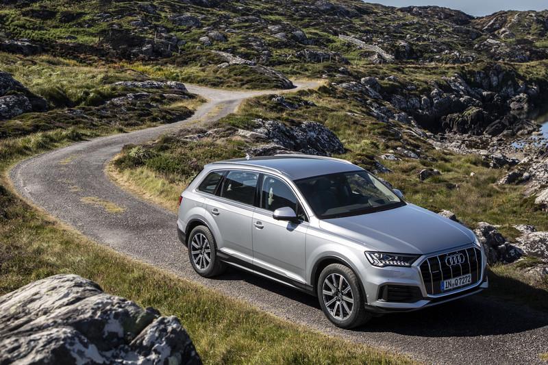Prijzen vernieuwde Audi Q7 bekend