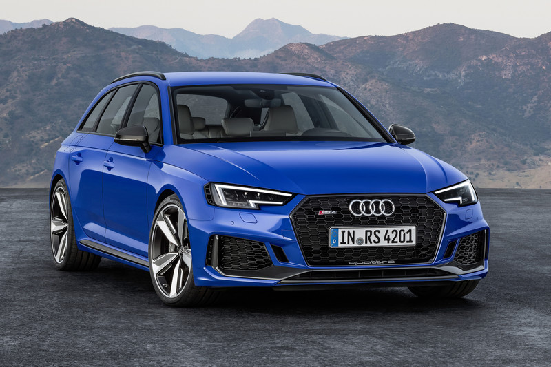 Audi RS 4 Avant is terug