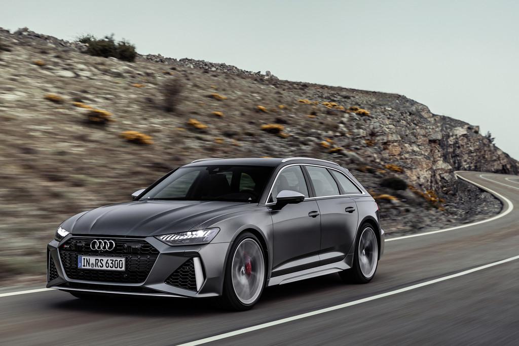 Audi RS 6 Avant: nóg dikker, nóg krachtiger, nóg sneller
