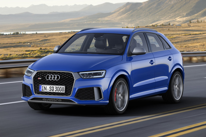 Meer, meer, meer: Audi RS Q3 Performance