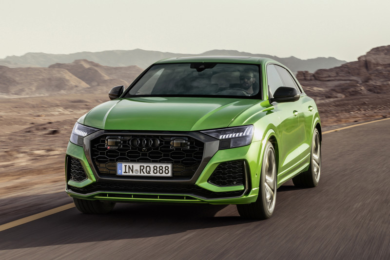 Audi RS Q8, de supersport-SUV