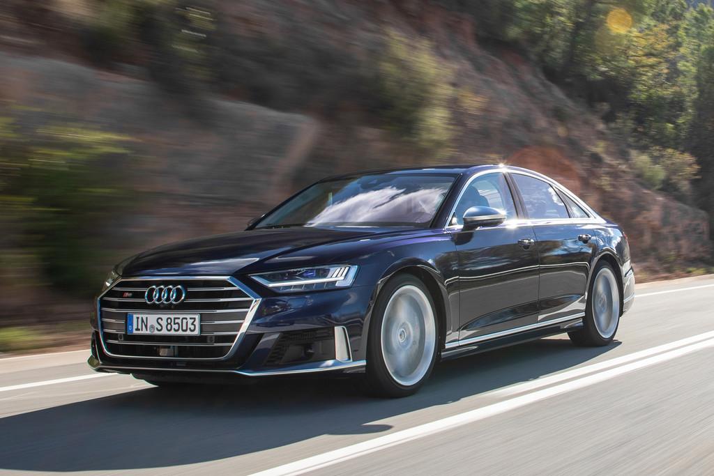 Audi S8 en A8 60 TDI nu te bestellen