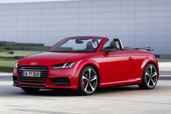 Audi TT Roadster Competition