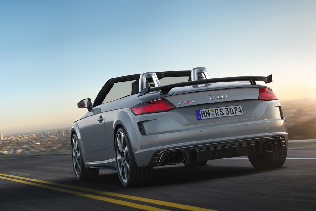 מפואר Nieuws: Audi TT RS nu ook vernieuwd | Autokopen.nl PR-23