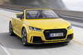 Audi TT RS Coupé en Roadster 2016
