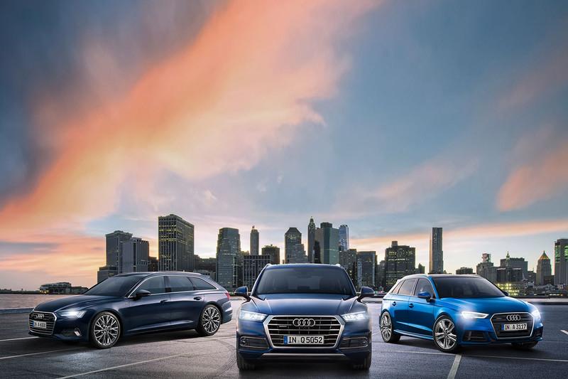 Audi voorraaddeals: tot 20.000 euro korting