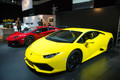 AutoRAI 2015: vol met supercars