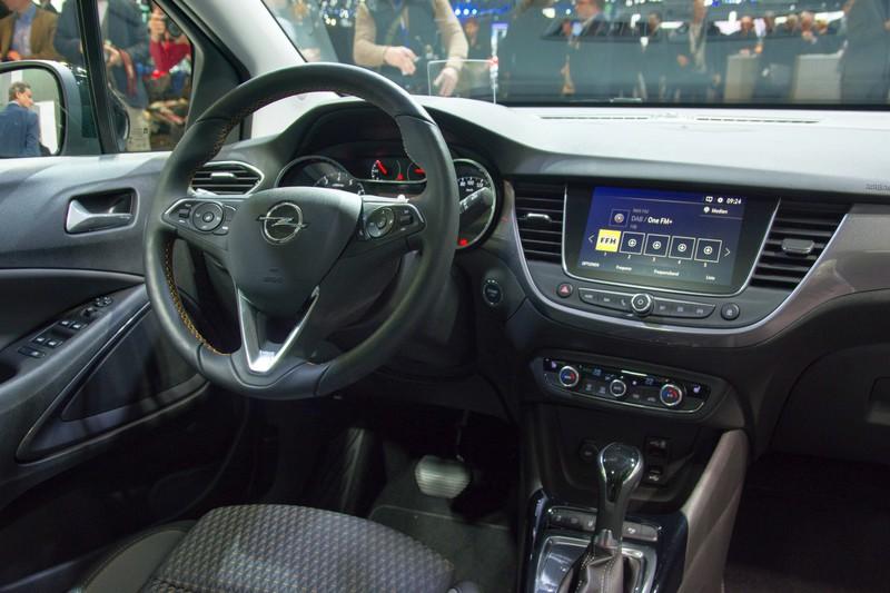 Opel Crossland X (2017) - Autoforum