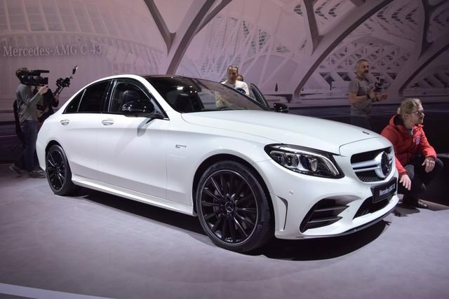 Mercedes Benz C Klasse En Limousine