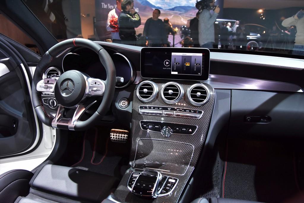 Mercedes Benz C Klassevernieuwde