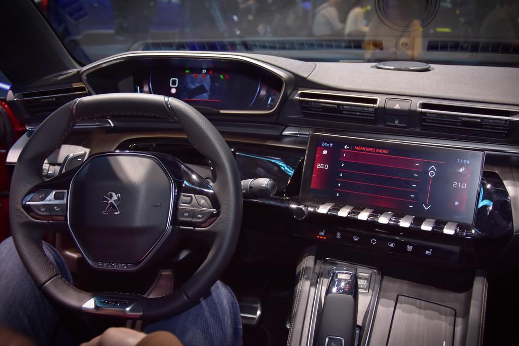 Autosalon Genève 2018 - Peugeot 508 - Fotoreportages ...