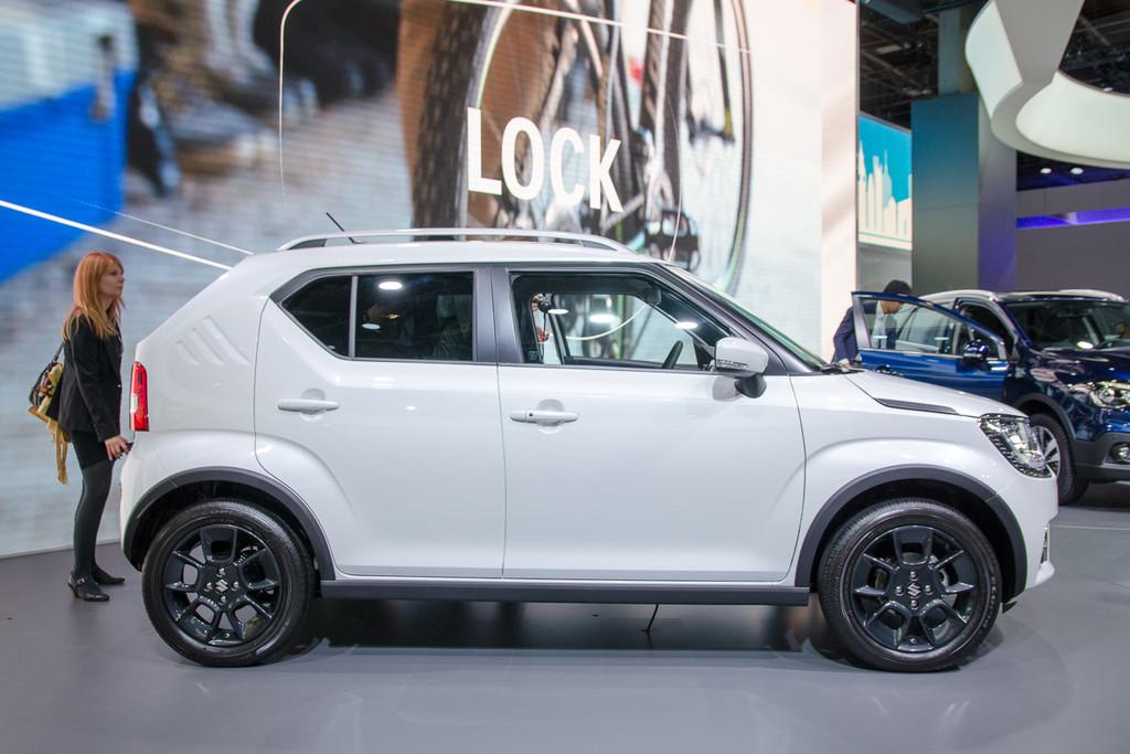 Suzuki Ignis Rhino