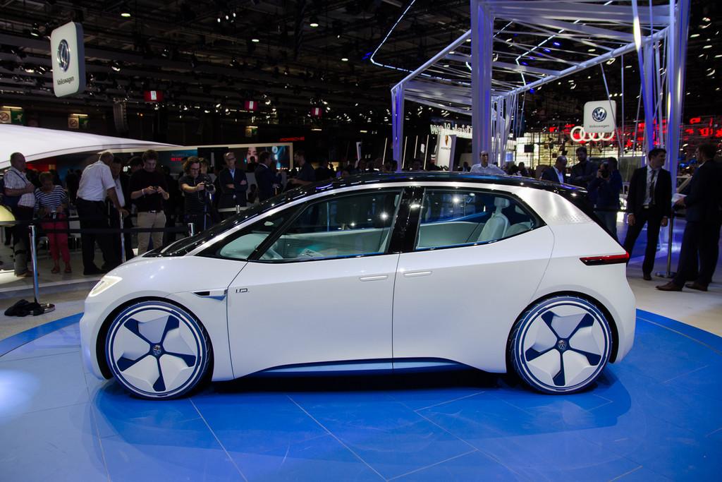 I D Van Volkswagen Een Elektrische Auto Autonieuws Autokopen Nl