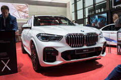 Autosalon Parijs 2018 - BMW X5