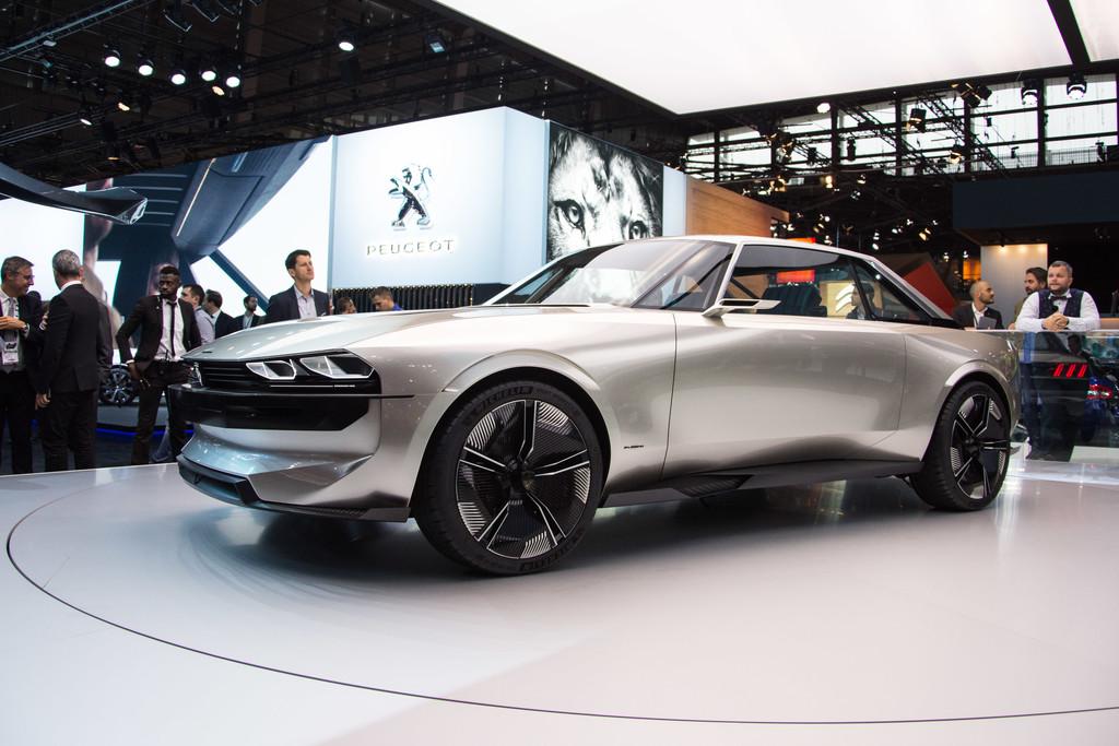 Nieuws Peugeot E Legend Op De Autosalon Van Parijs Autokopen Nl
