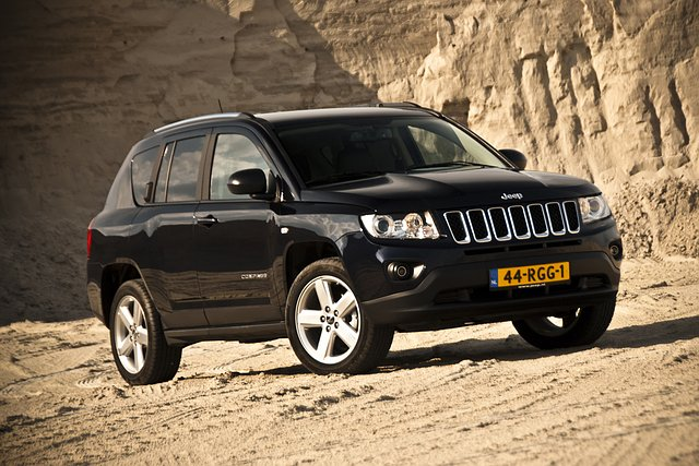 Autotest Jeep Compass 2.4 Limited 4WD