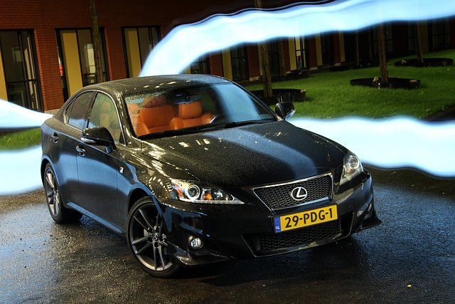 Autotest Lexus IS250 F-Sport Line