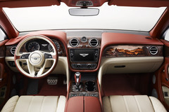 Bentley Bentayga by Mulliner 2016