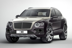 Bentley Bentayga Mulliner 2017
