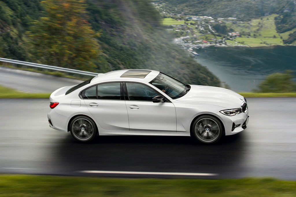 Bmw 3 Series Introduction 318i And Mild Hybrid Technology Techzle