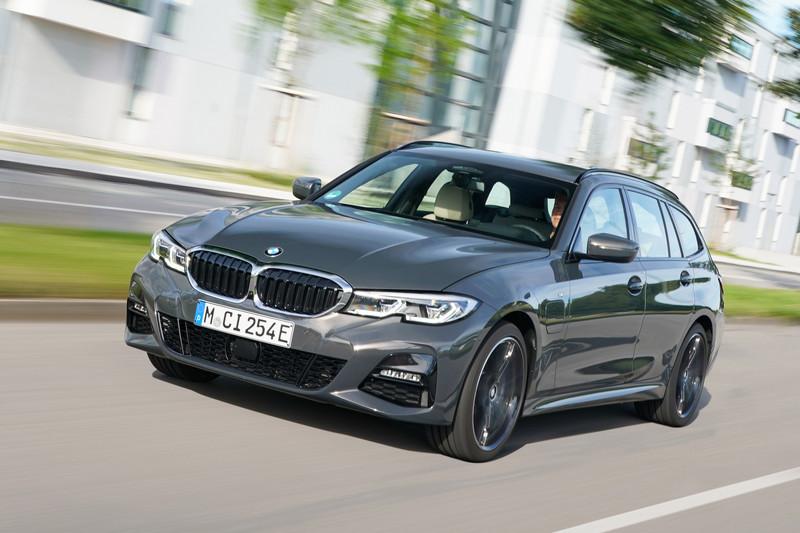 Extra BMW 3 Serie en 5 Serie stekkerhybrides