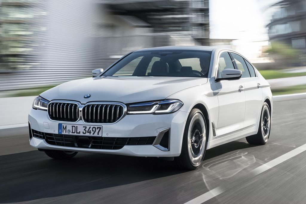 BMW 5 Serie uitgebreid vernieuwd