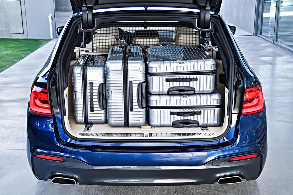Prijzen BMW 5 Serie Touring vanaf 60 875 euro Autonieuws