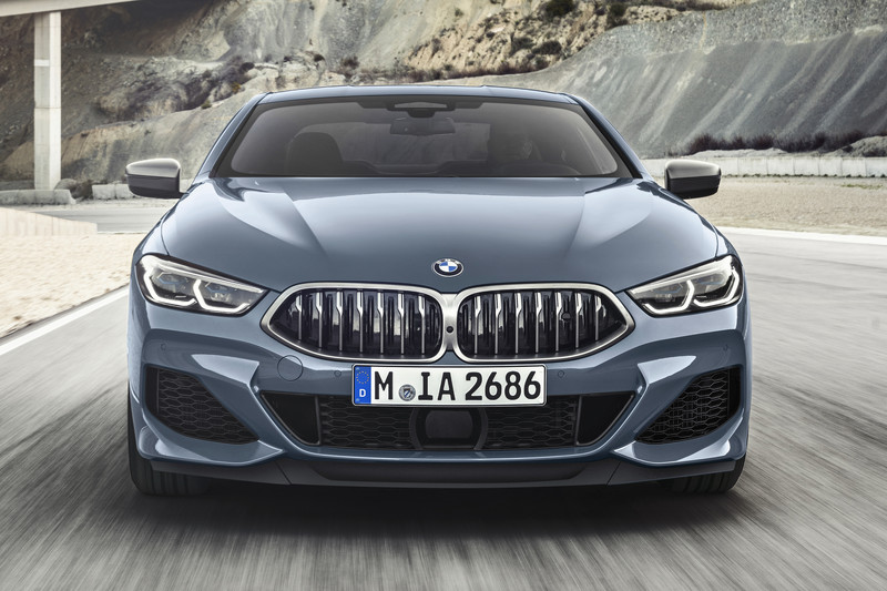 BMW 8 Serie eind november bij de dealer