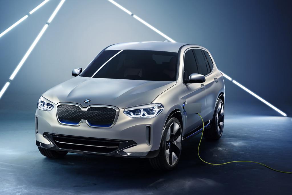 Elektrische BMW iX3 nu te reserveren