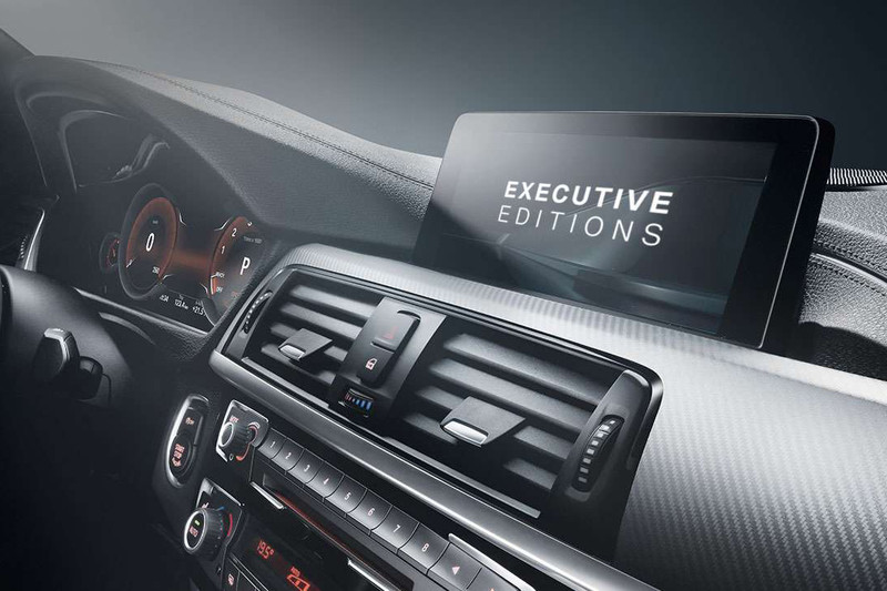 BMW Executive Editions: tot 6.545 euro voordeel