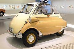 BMW Isetta in BMW Museum