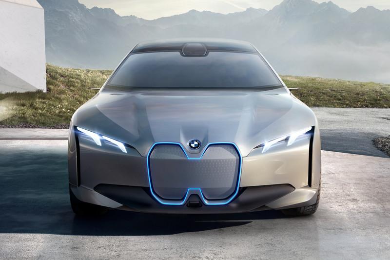 Bmw Belooft Rijbereik Van 700 Kilometer Voor Elektrische Auto