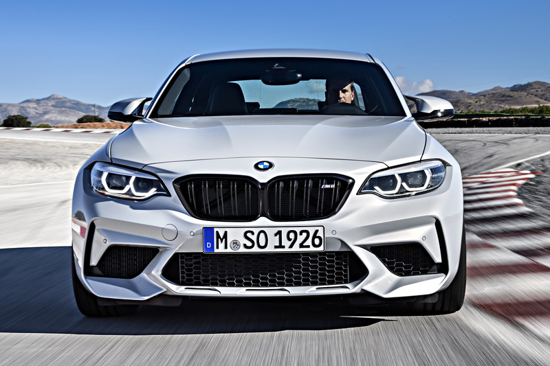 Dít kost de BMW M2 Competition