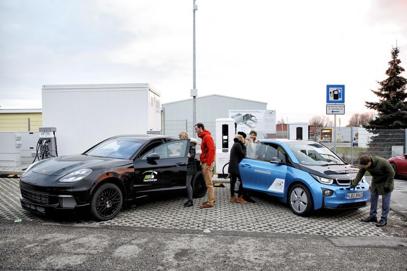 Nieuws Snelladen Elektrische Bmw En Porsche Modellen Autokopen Nl