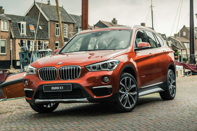 Bmw Viert Productiestart X1 In Nederland Met Orange
