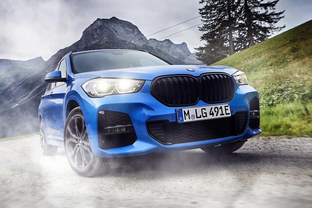 Prijs BMW X1 xDrive 25e: 50.027 euro