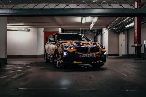 BMW X2 is bedoeld voor de urban jungle