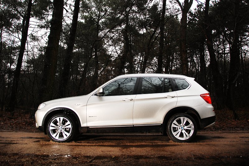 BMW X3 xDrive20dA High Executive