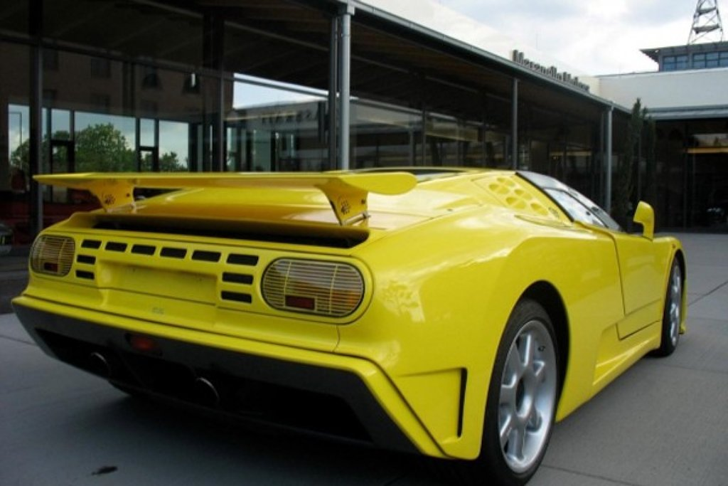 Bugatti van Michael Schumacher te koop - Autonieuws   Autokopen.nl
