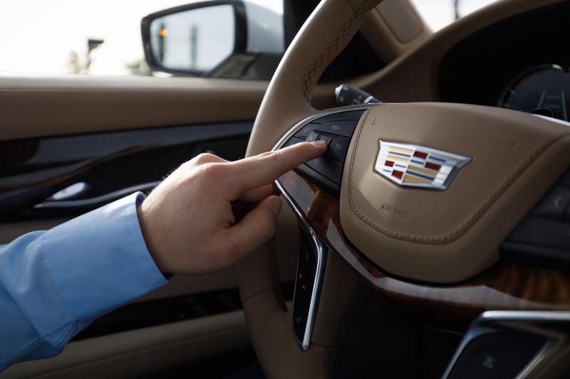 Cadillac Super Cruise voor alle GM-modellen