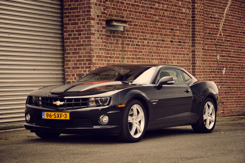 Chevrolet Camaro 6.2 Coupé 45th Anniversary Edition